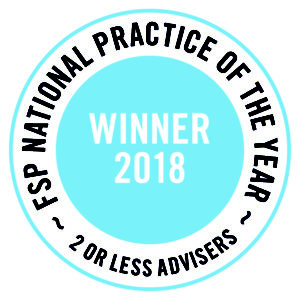 Envision won FSP National Practice Award of the Year Award 2018